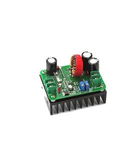 MXA0009 - Conversor DC/DC Stepup, 10-60V, 12-80V, 15A - MXA0009