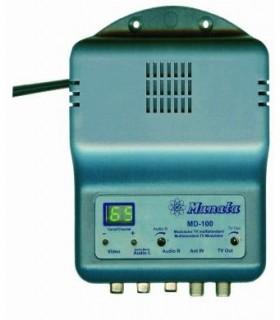 MD-100 - Modulador Digital Manata VHF/UHF - MD100