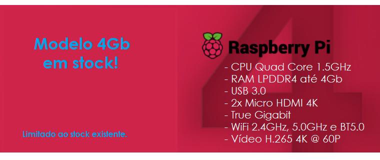 Novo Raspberry B4